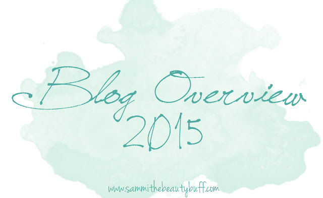 Year in Review: 2015 Blog Overview