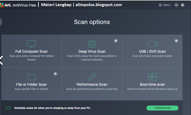 Download AVG AntiVirus Terbaru Gratis 2017