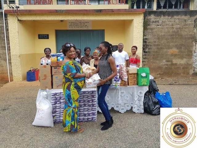 mildred menkiti at the Nsawam Female Prisons, Nsawam, Ghana 6