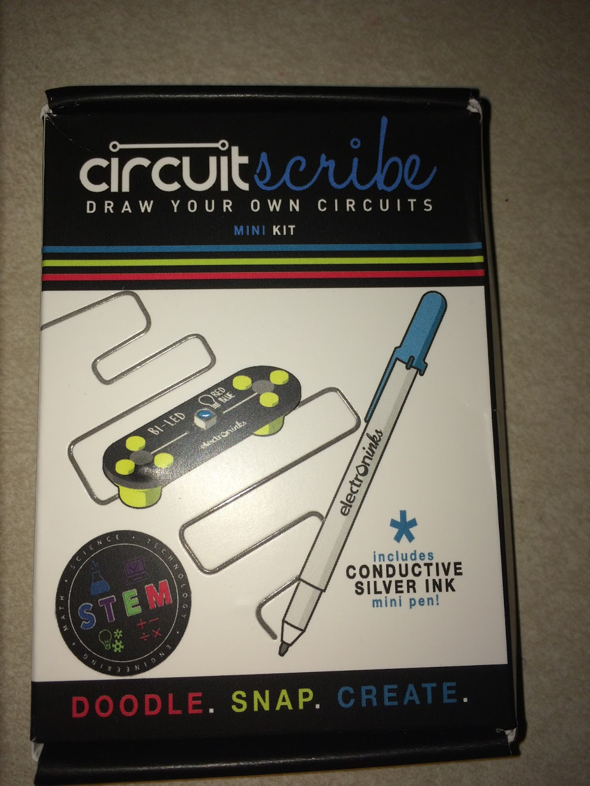 Kids Will Love Circuit Scribe Review Giveaway Mbphgg16 Mommys For Sale Everything You Need