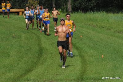 2017 Cougar Cross-Country Challenge
