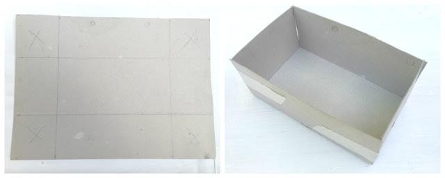 Cajoncito de carton