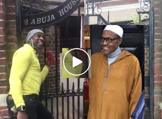 Buhari Come out Video