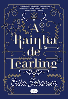 A rainha de Tearling (A rainha de Tearling, vol. 1), de Erika Johansen