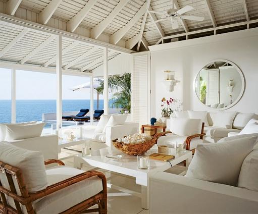Beautifully Seaside / Formerly Chic Coastal Living: Island