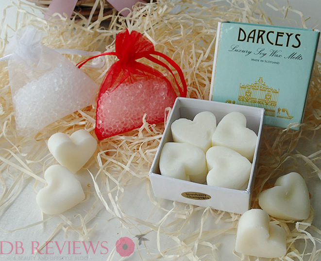 Darceys Luxury Soy Wax Products