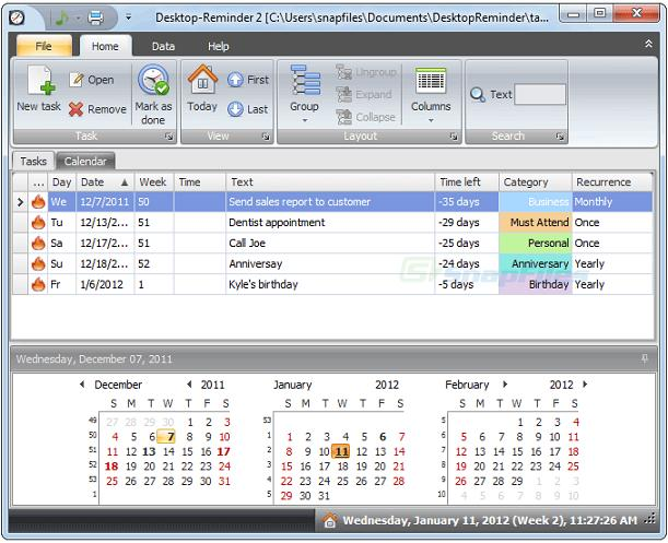 Free Reminder Software for PC: Full Version Download