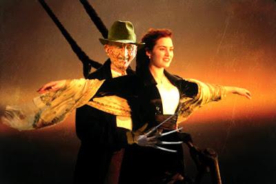 Freddie Krueger en Titanic