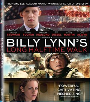 Billy Lynn's Long Halftime Walk (2016) BluRay 1080p 720p