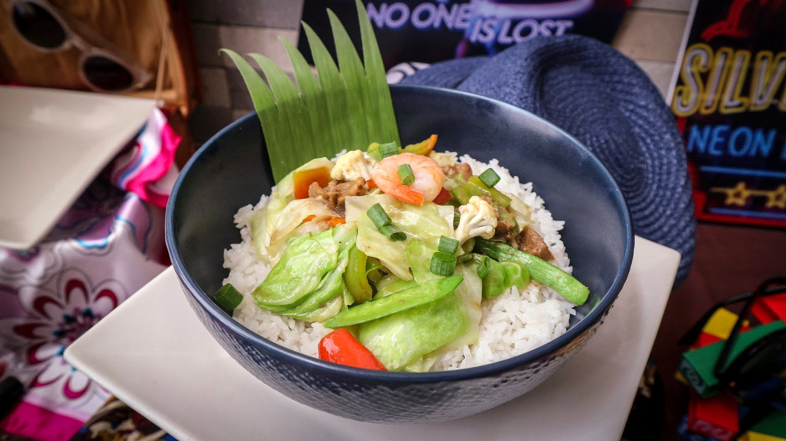 Max's Restaurant Chopsuey Rice Bowls