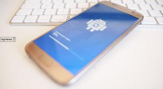 Android Nougat chegará em breve aos Samsung Galaxy S7 e S7 Edge