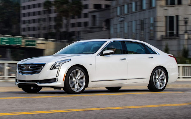 Cadillac CT6 2018 Super Cruise