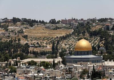 """""""No hay cristianismo sin el judaísmo y no hay Jesús sin una Jerusalén judía y el Monte del Templo."""""""