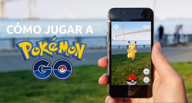 Cómo jugar a Pokemon GO