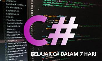 Belajar C# dalam 7 Hari