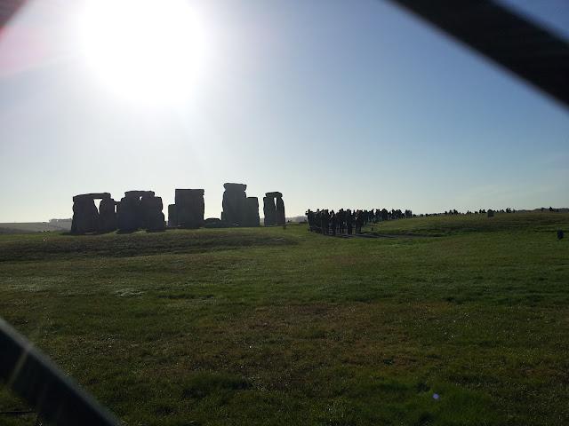 Stonehenge Wiltshire England UNESCO
