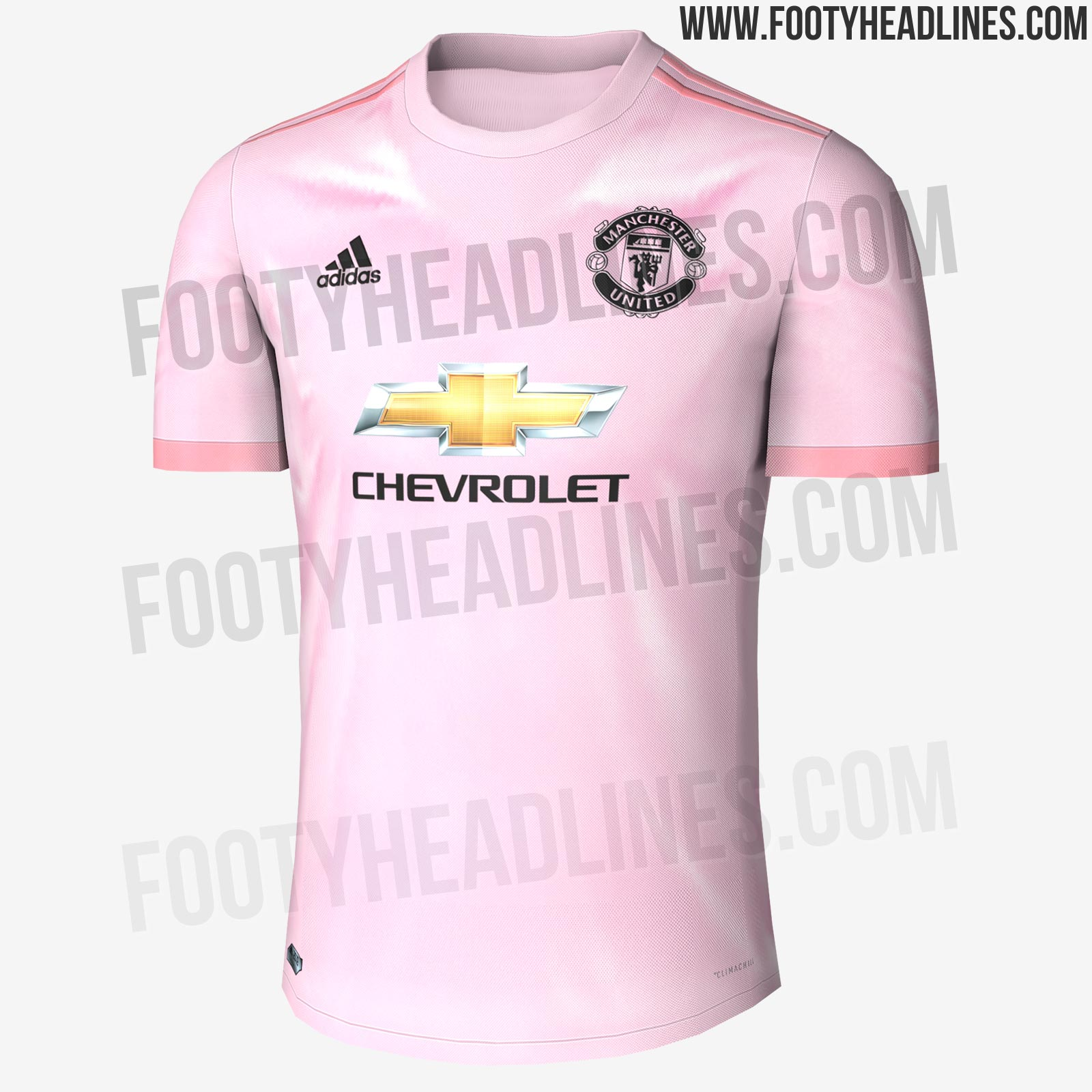 Manchester United home kit 2018 19  2a7348162