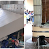 Aftermath of magnitude 6.1 earthquake that strike Western Japan - Photos