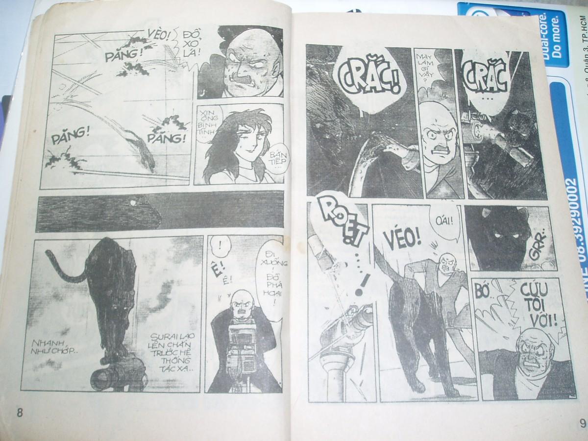 Siêu nhân Locke vol 01 trang 3