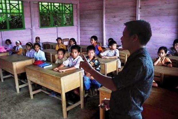88 PERSEN GURU DI INDONESIA MASIH BERKOMPETENSI RENDAH