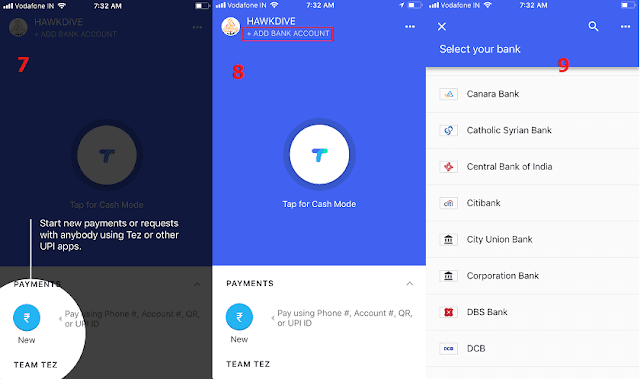 How to use Tez - A payment app by Google