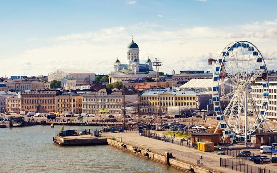 Helsinki, viajes y turismo