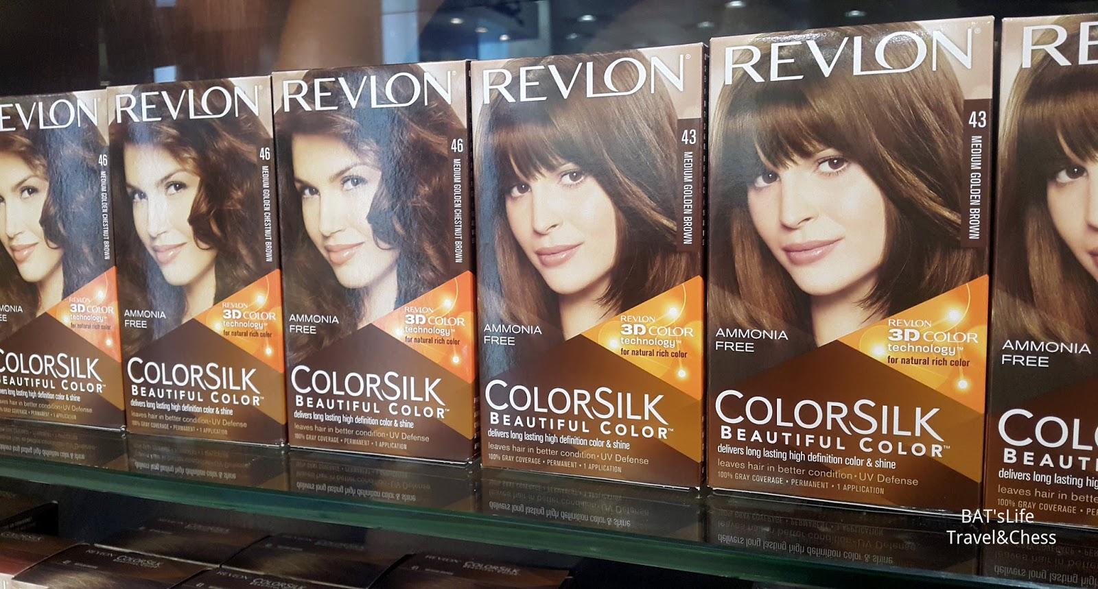 Batslife Revlons Free Hair Color Application