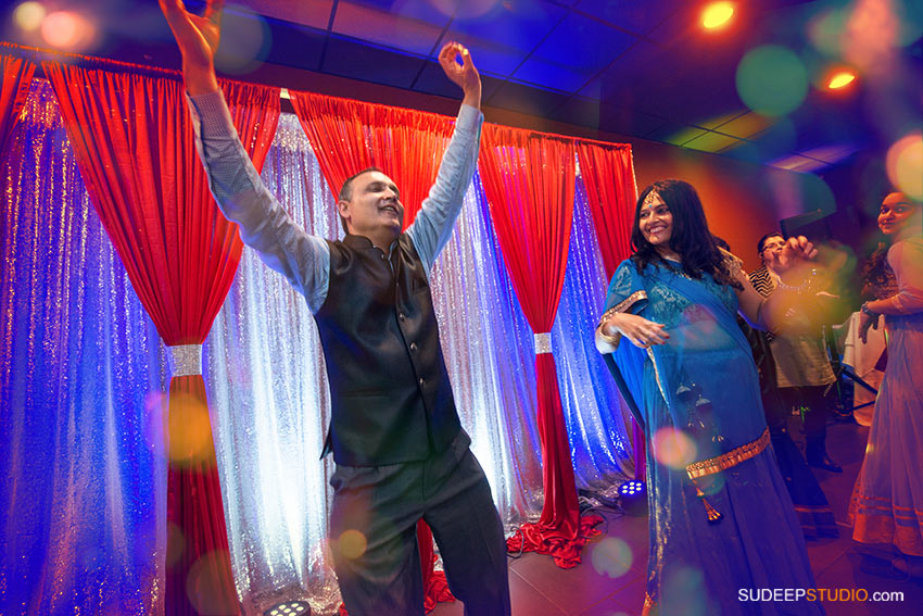 Indian Wedding Anniversary Party Crazy Dancing Novi - SudeepStudio.com ann Arbor Wedding Photographer