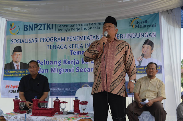 DPR Berperan Kuatkan Fungsi BNP2TKI