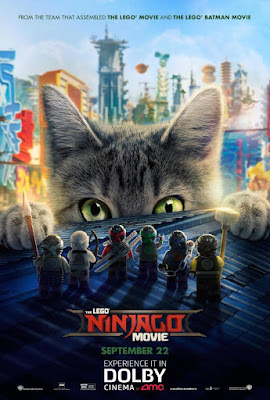 The LEGO Ninjago Movie [Latino]