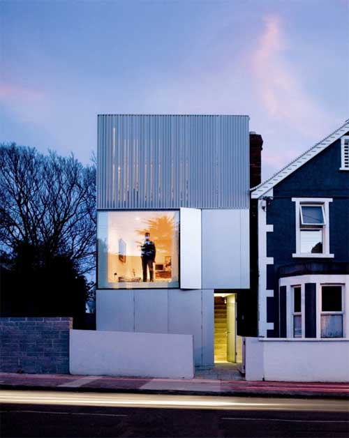 Modern Minimalist House Design Home