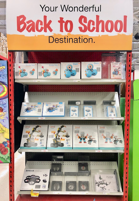 Staples Back to School - STEM EdTech Toys