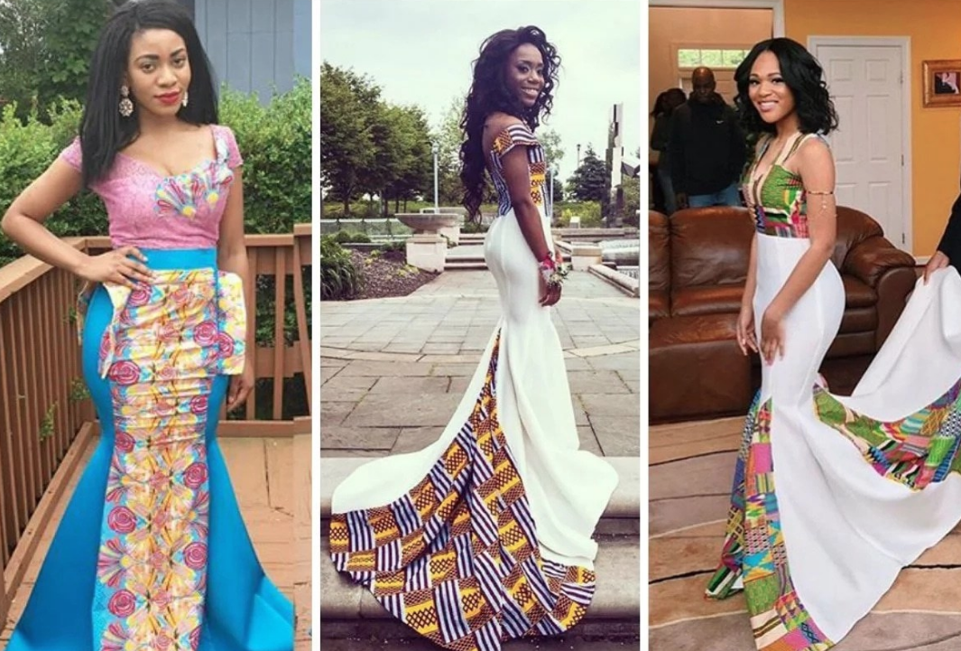 100 Latest Native Ankara Styles 2019 for High Class Sexy Ladies - December 5, 2019
