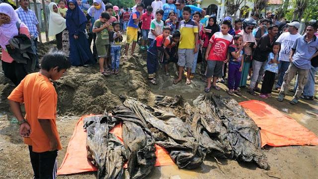 Cerita Warga Saat Temukan Kuburan Massal di Area Pembangunan Perumahan
