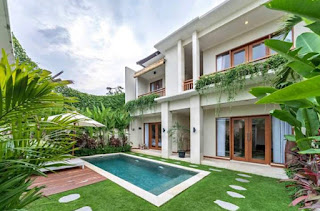 Luxury villa rental Kerobokan