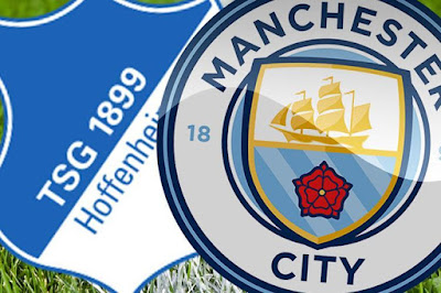 Live Streaming Hoffenheim vs Manchester City UEFA Champions League 3.10.2018