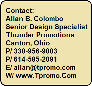 Contact info for Al Colombo (image)