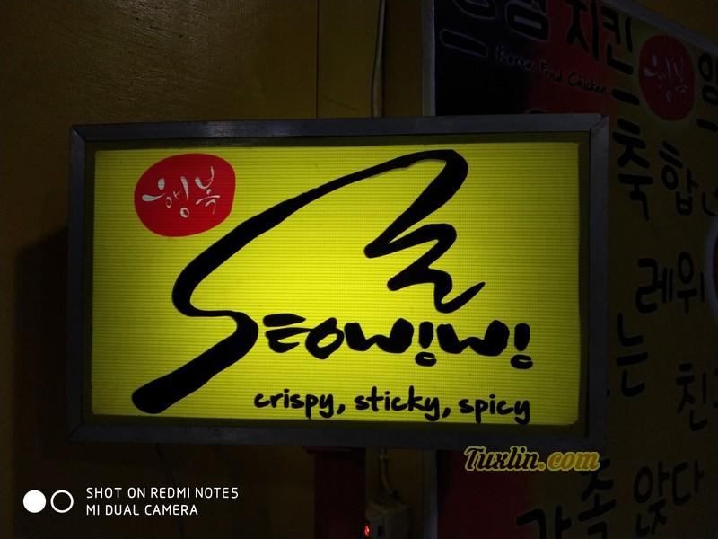 Mencicipi Menu ala Korea di Seowiwi Solo