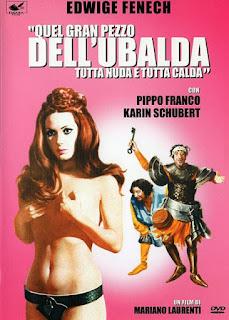 Quel gran pezzo della Ubalda tutta nuda e tutta calda (1972)
