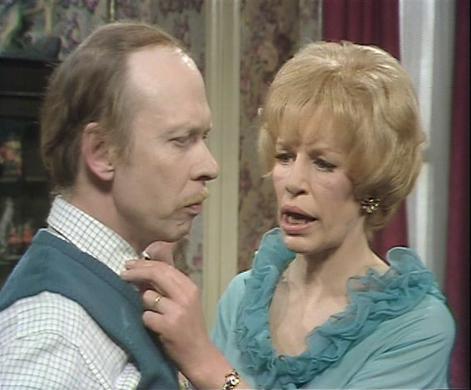 Beroemd Welkom bij de Jaren Zeventig ( jaren 70 ) : George & Mildred Roper &HU52
