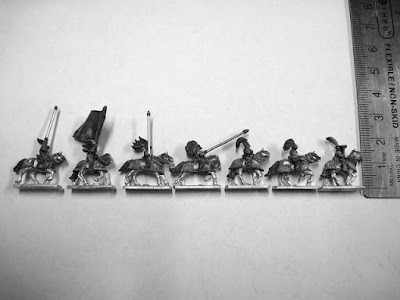 10mm German Ritter (Knights) Warmonger Miniatures