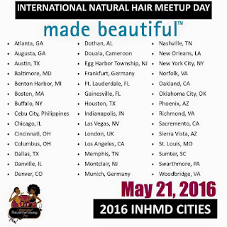 International natural hair metope day indianapolis 2016