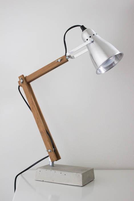la petite fabrique de r ves do it yourself une lampe industrielle. Black Bedroom Furniture Sets. Home Design Ideas