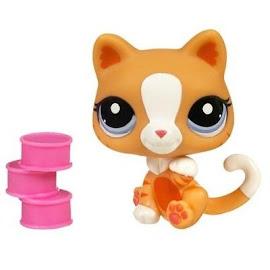 Littlest Pet Shop Singles Cat (#2095) Pet