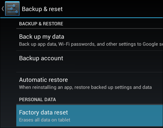 How to hard reset and Factory Reset on Infinix Hot Note or