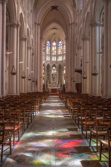 chapelle montligeon le perche