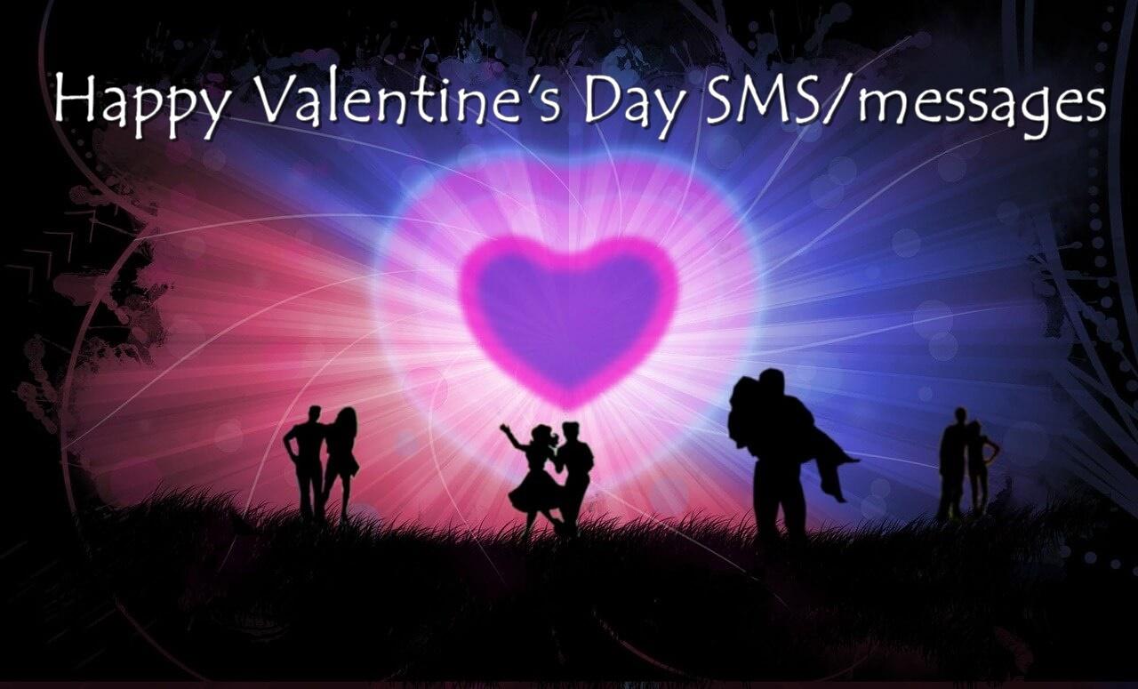 Happy Valentines Day SMS Messages for Girlfriend Boyfriend