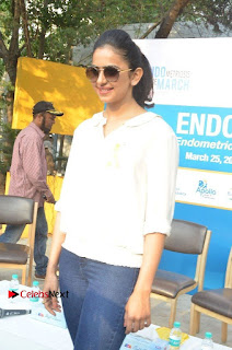 Actress Rakul Preet Singh at Endometriosis Awareness Walk at Apollo Cradle  0043.jpg