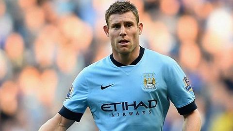 Milner quyết tâm rời khỏi Man City
