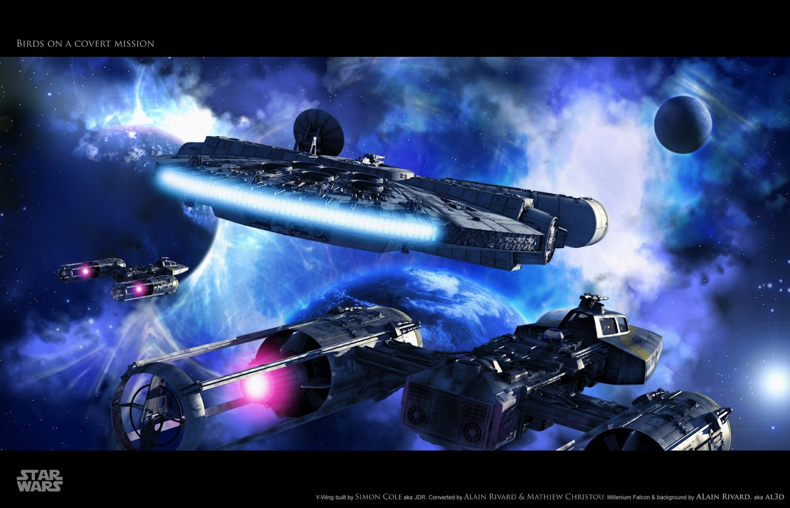 STAR WARS HD PICTURES ~ HD WALLPAPERS
